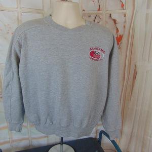 Other - Embroided Alabama Sweatshirt Large NWOT